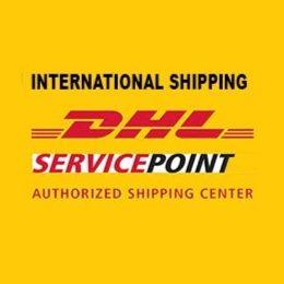 Folder DHL Service Point
