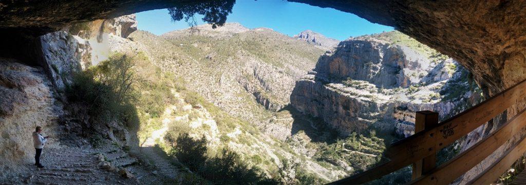 Marina Alta Mountains