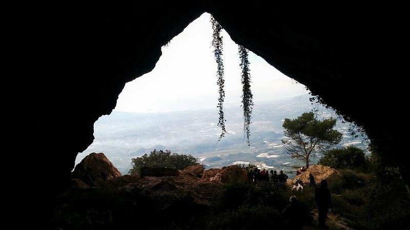 Bernia Cave