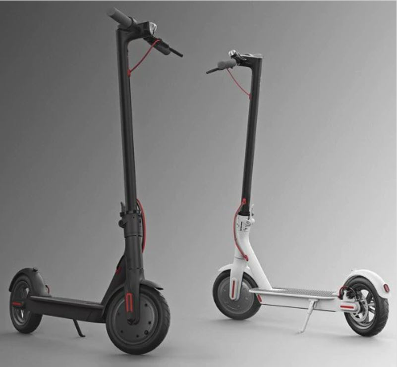 Cyber Arena Scooter