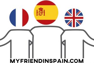 My Friend In Spain