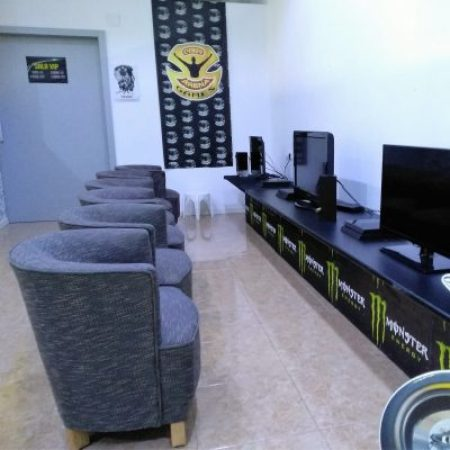 Cyber Arena Gamers Lounge