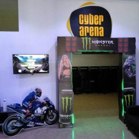 Cyber Arena Gamers Zone