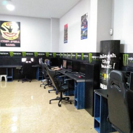 Cyber Arena Gaming Stations