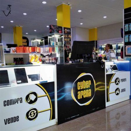 Cyber Arena Desk