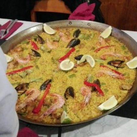El Raco - Paella