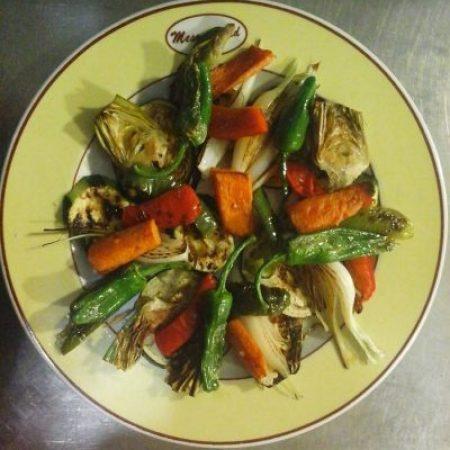 El Raco - Parrillada de Verduras