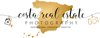 Costa Real Estate Photography Logo